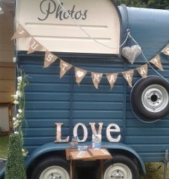 festival fun with outdoor photobooth sussex