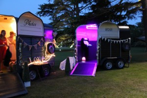 outdoor corporate event photo booths sussex
